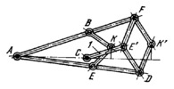 WILSON MULTIPLE-BAR MECHANISM FOR DRAWING ISOMETRIC REPRESENTATIONS